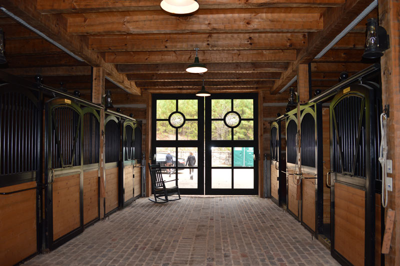 The Stables Swann Lake